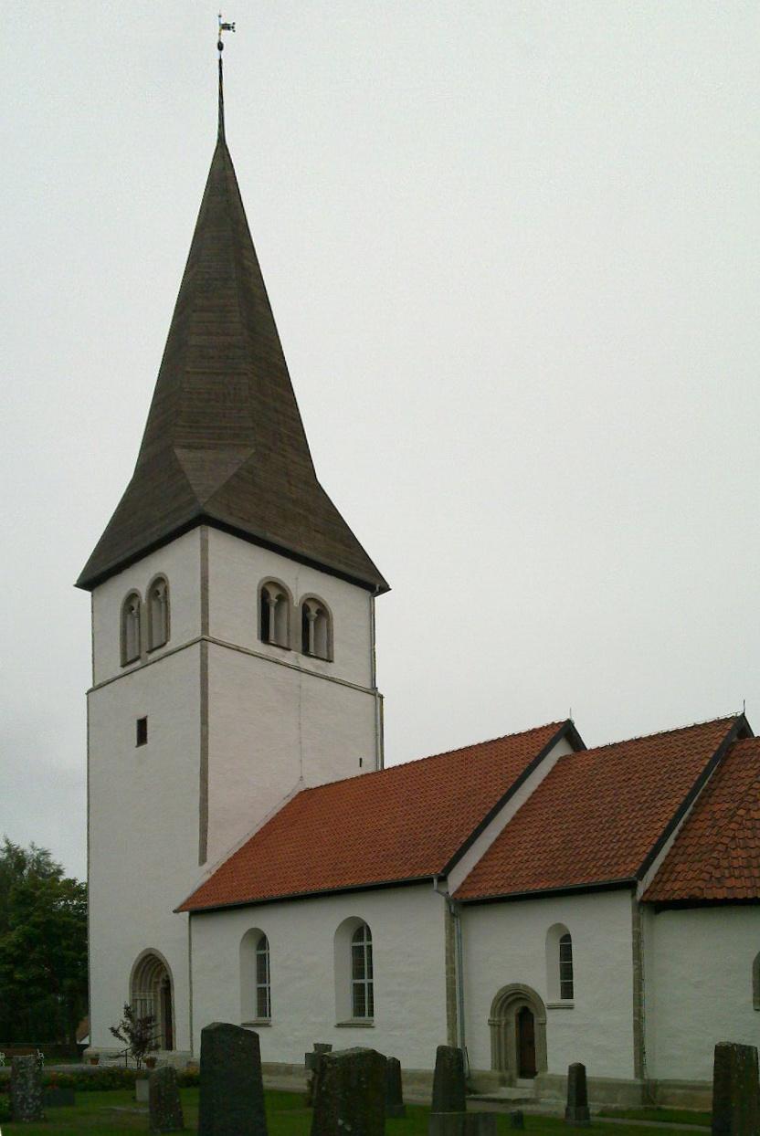 Rone kyrka, Gotland | Rone Church (Swedish: Rone - Flickr