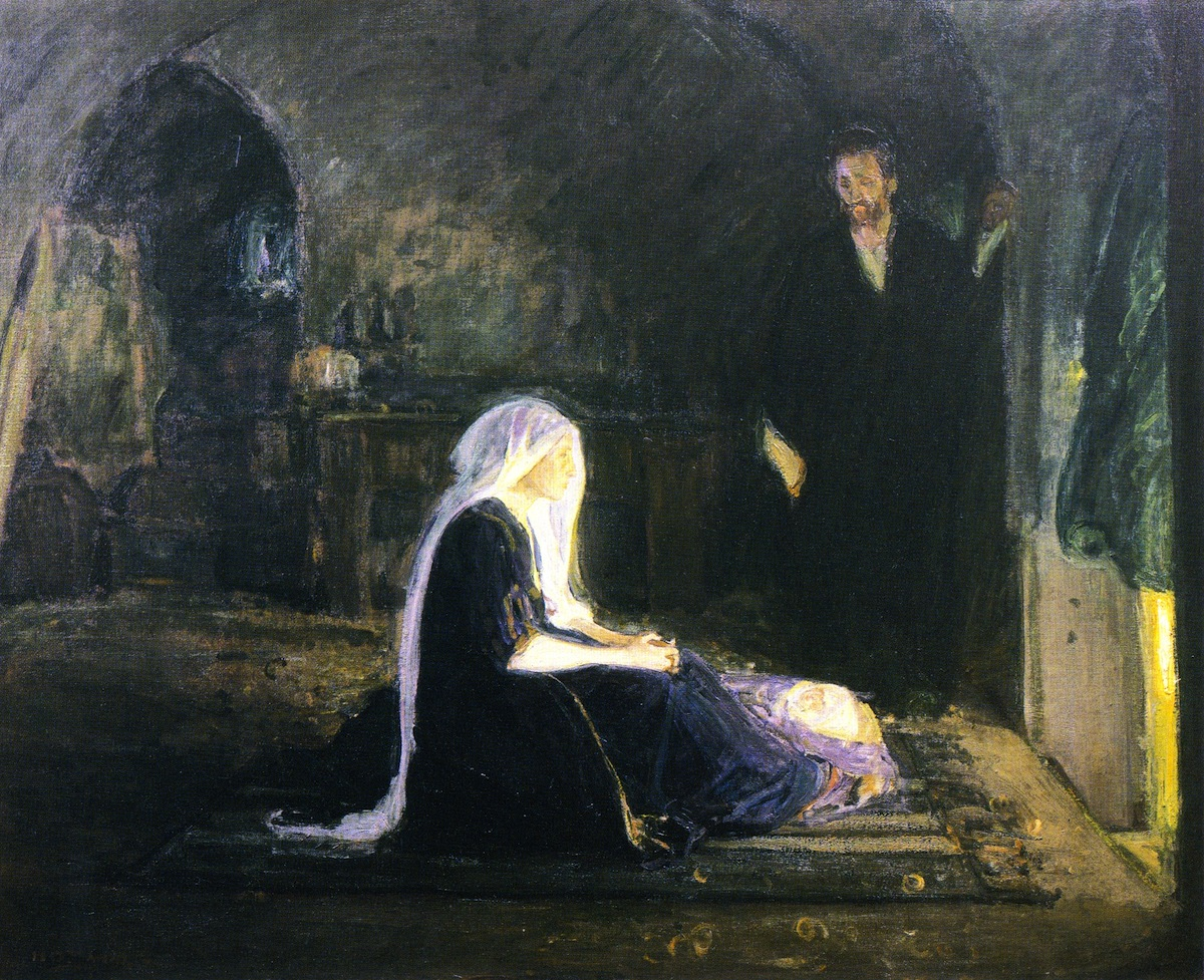 Henry Ossawa Tanner S Painting The Banjo Lesson Creates Emphasis Through