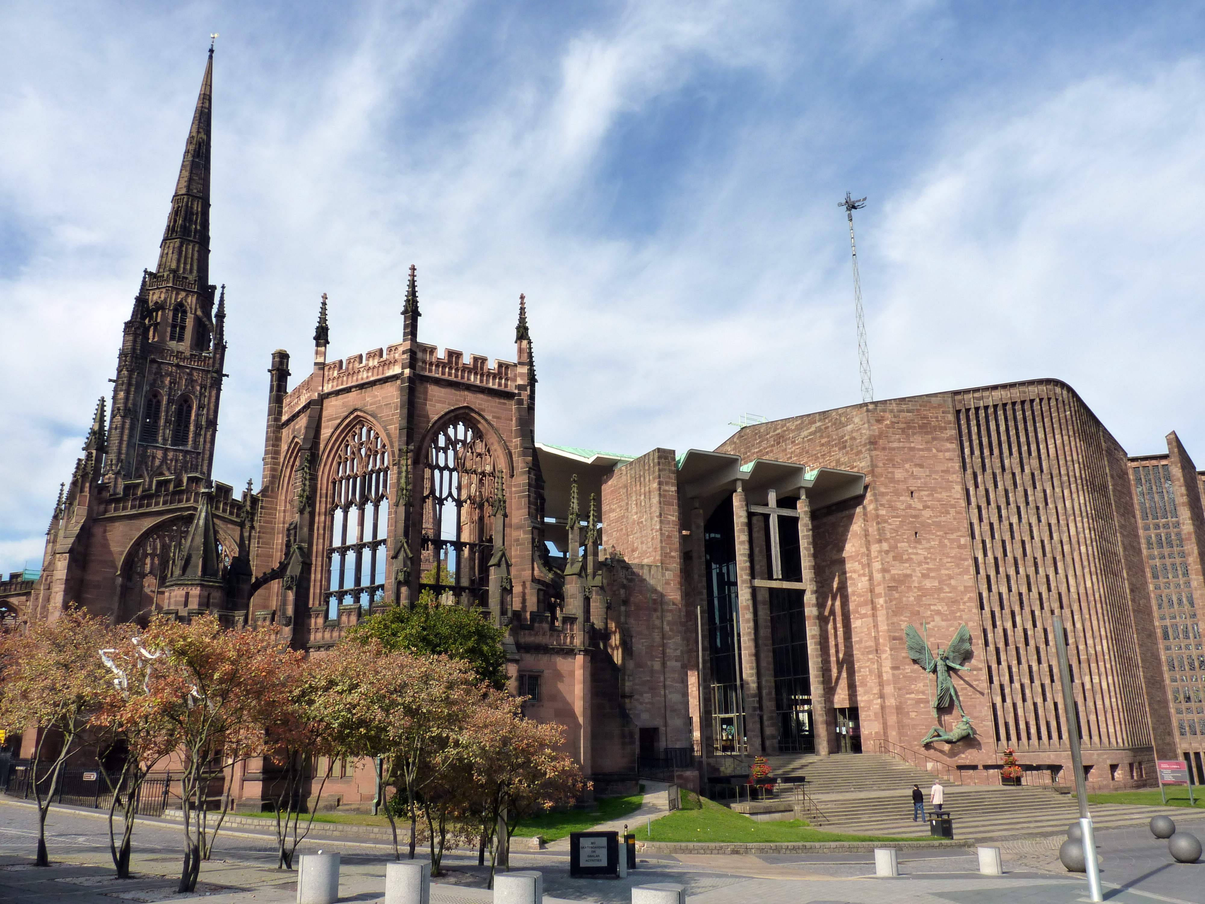 Coventry Cathedral Wikiwand