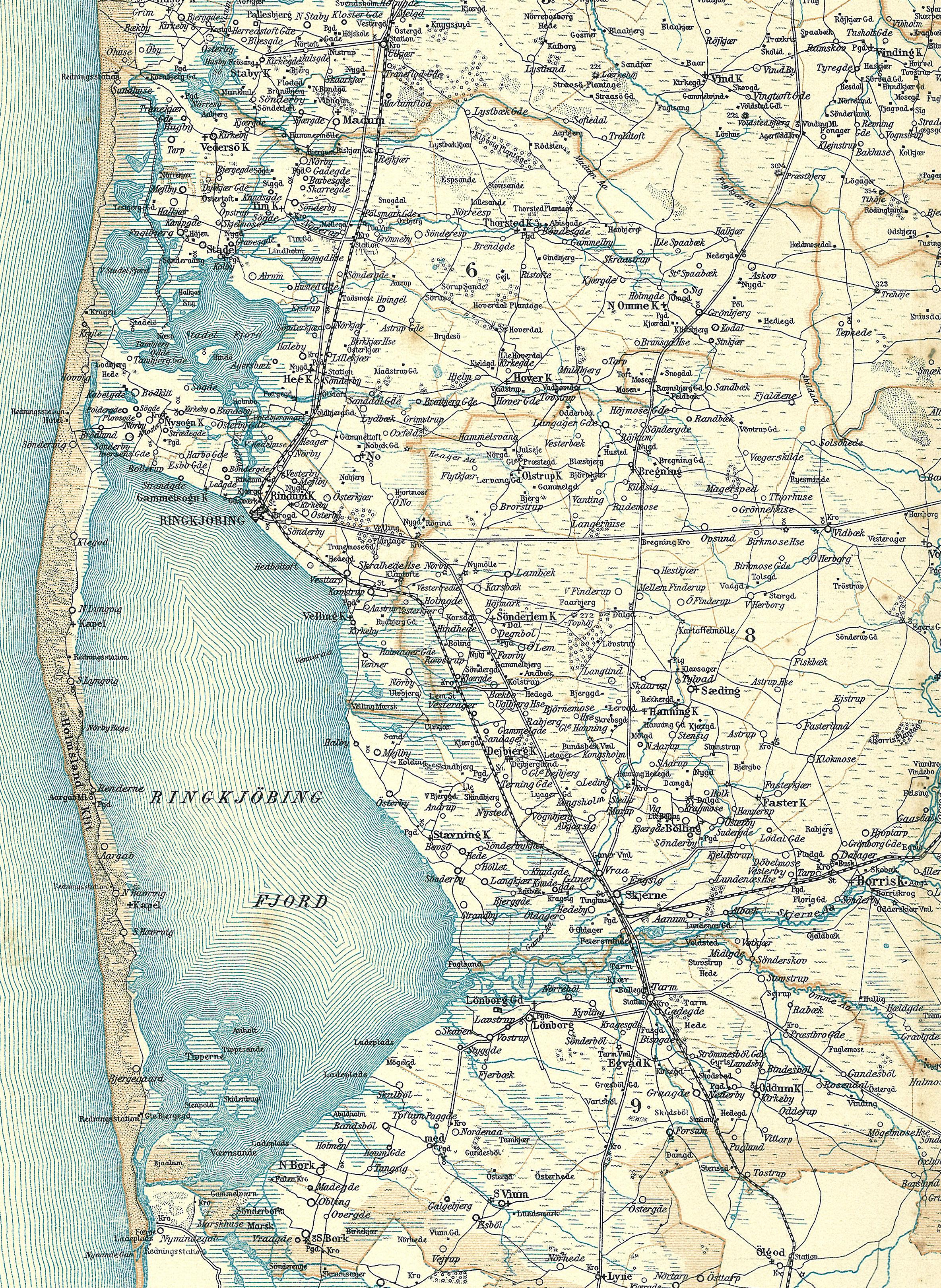 File Hind Herred Ringkobing Amt Syd Jpg Wikimedia Commons