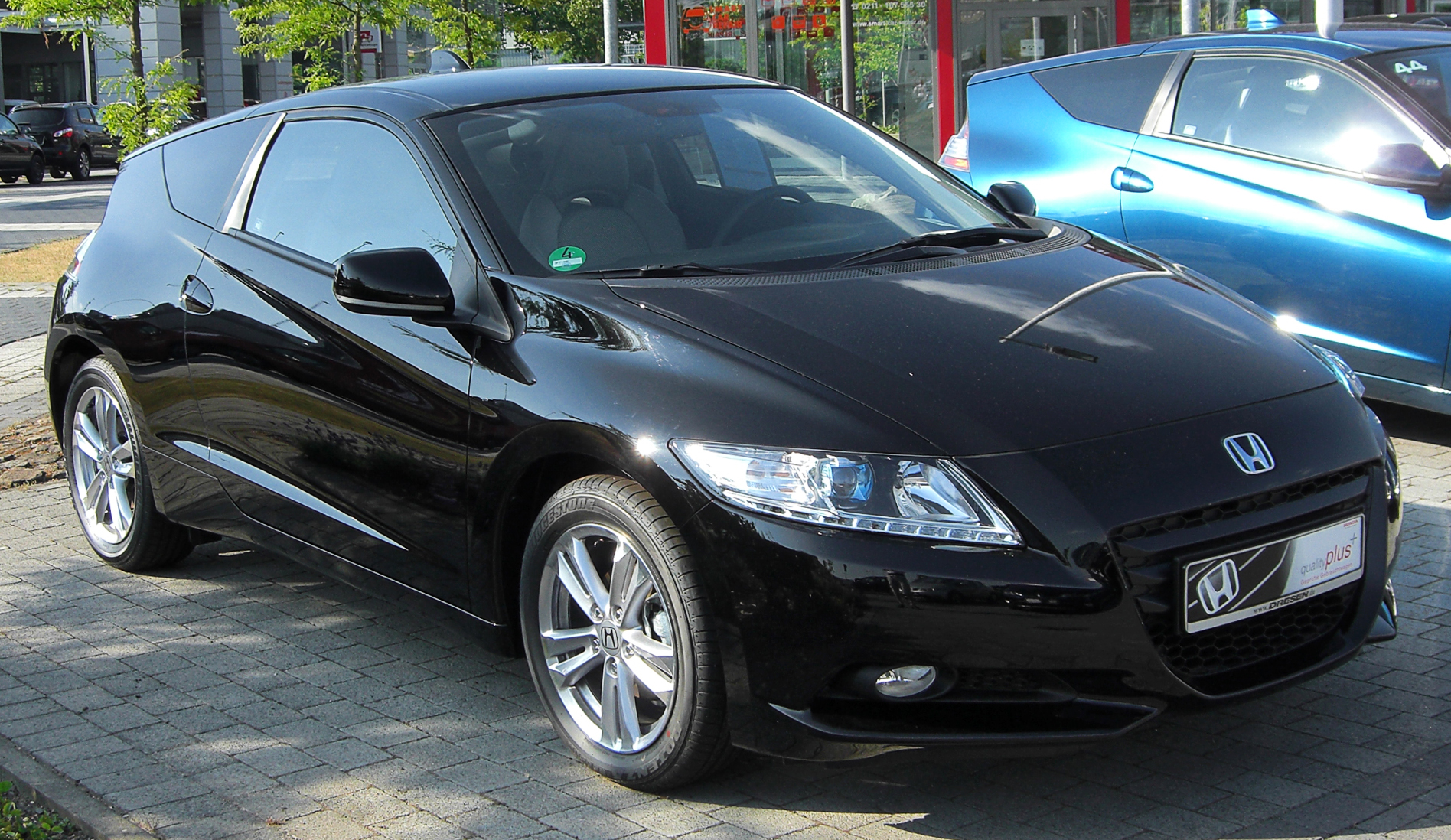 honda cr z wikiwand. Black Bedroom Furniture Sets. Home Design Ideas