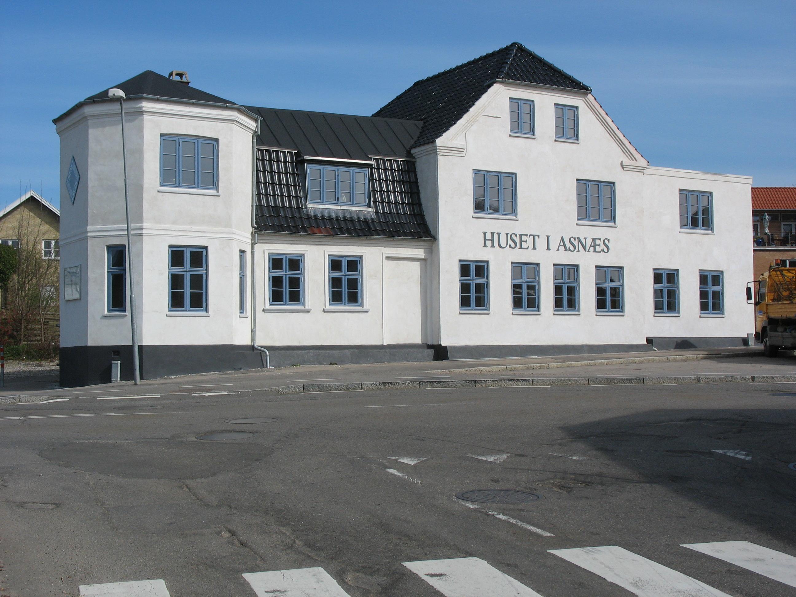 Dateihuset I Asnæs Kulturhusjpg Wikipedia