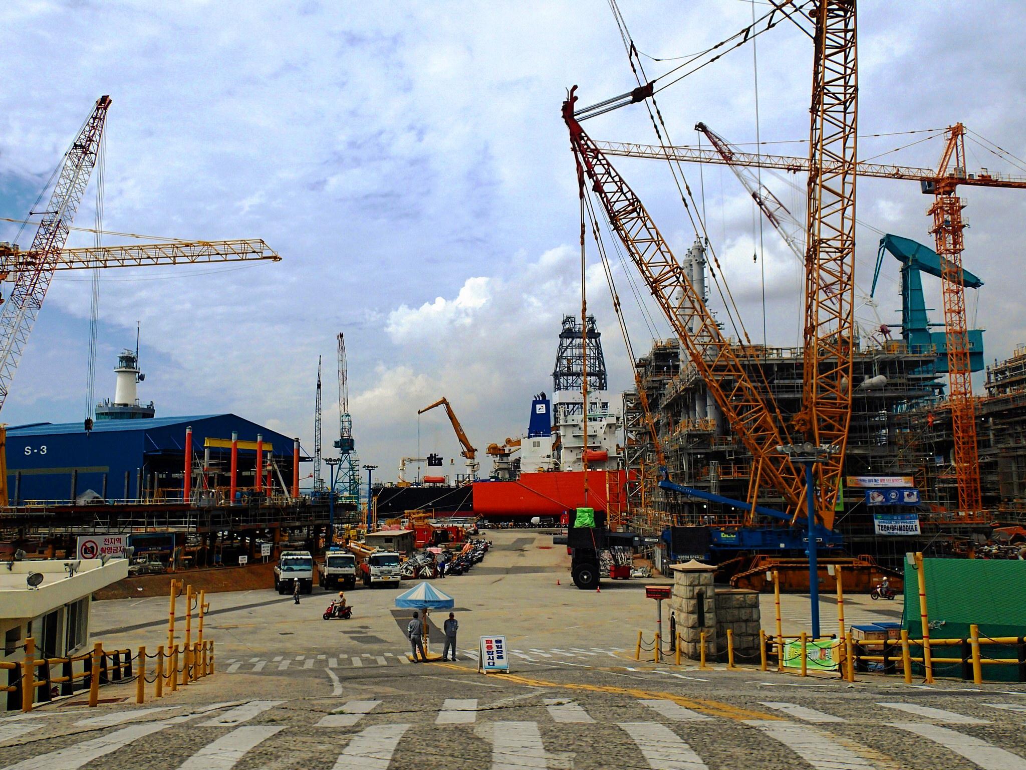 Hyundai Heavy Industries Wikipedia