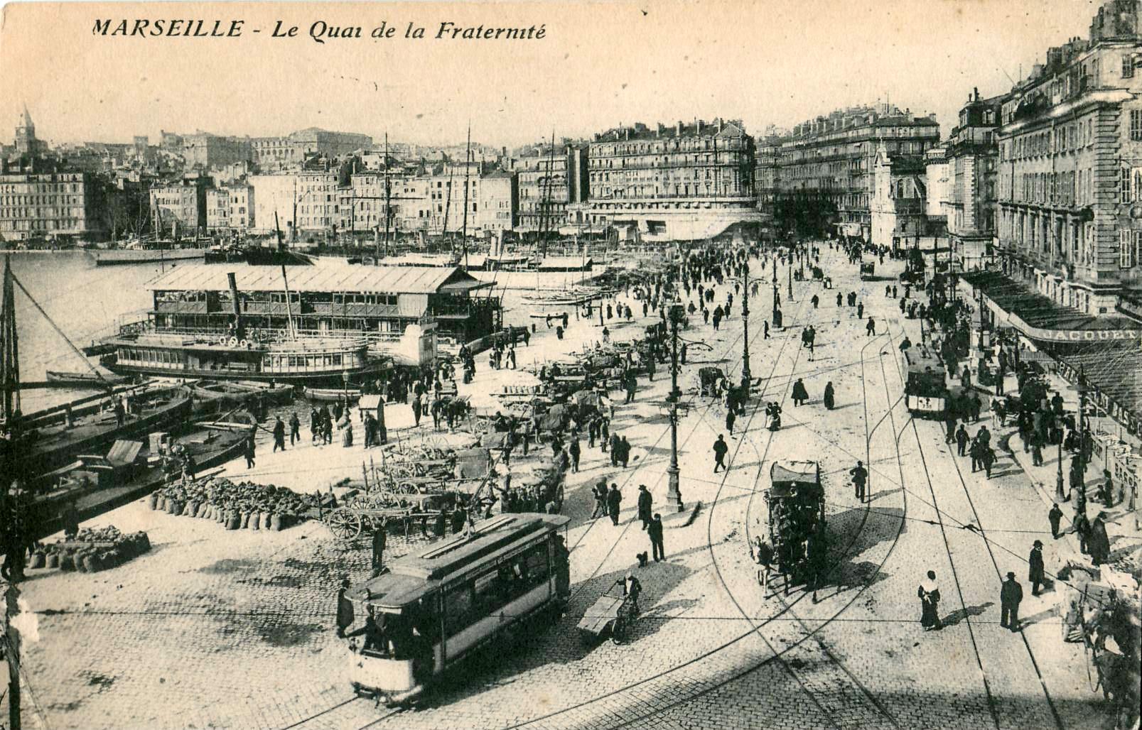 Le Dunkerque Cafe Paris