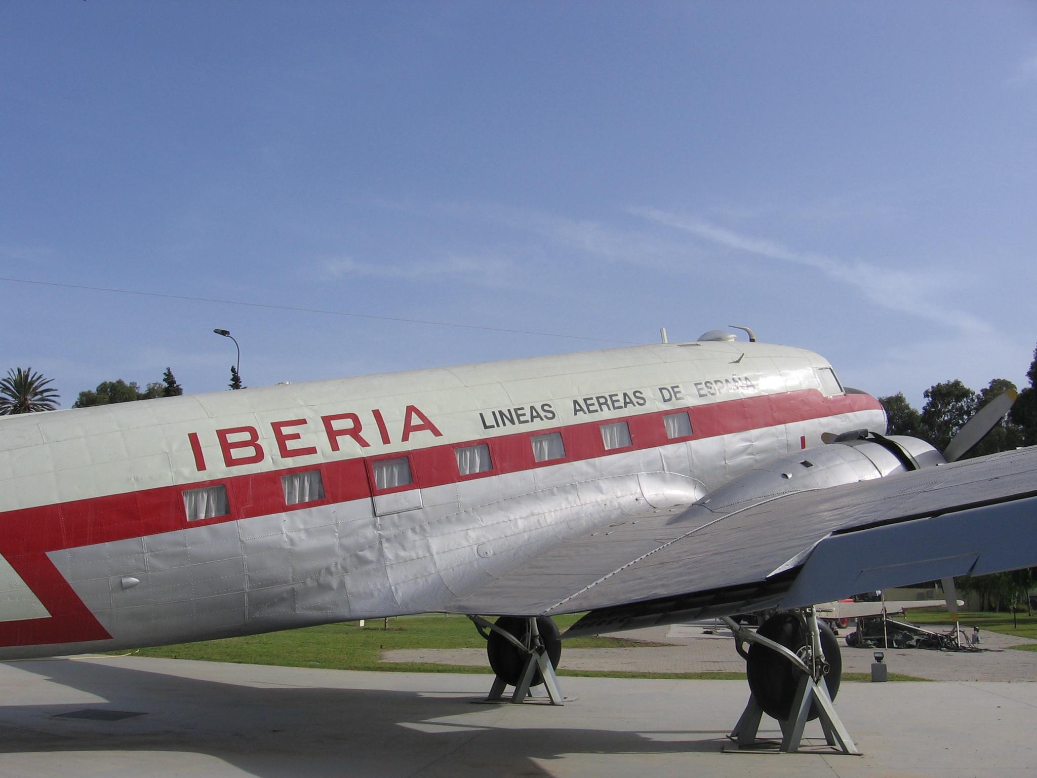 iberia malaga: