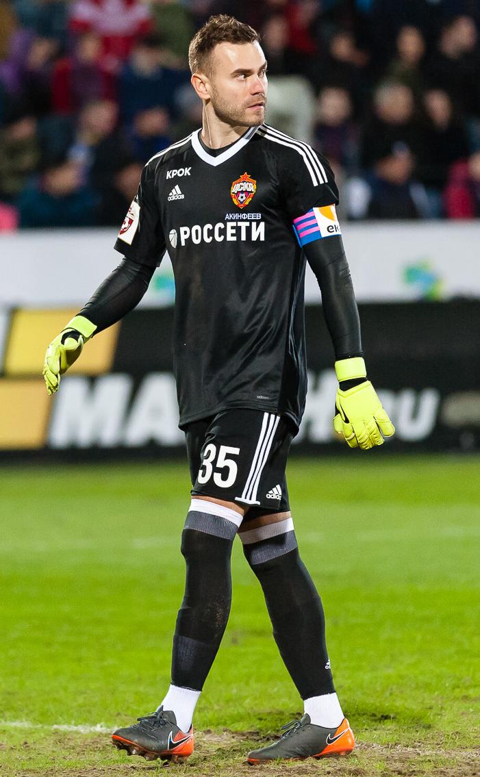 Igor Korneev - the first Russian football player in Barcelona 46