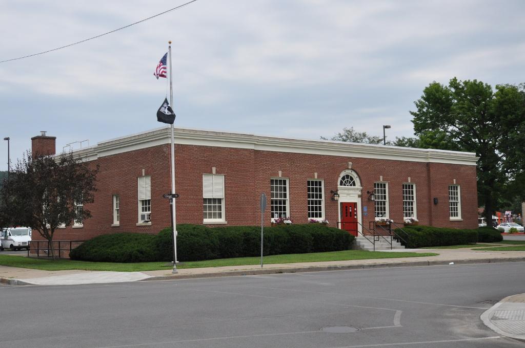United States Post Office (Ilion, New York) - Wikipedia