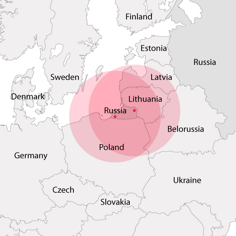 """Россия грозит развернуть """"Искандеры"""" под Калининградом в ответ на планы ФРГ оснастить свои бомбардировщики атомными бомбами США - Цензор.НЕТ 6652"""