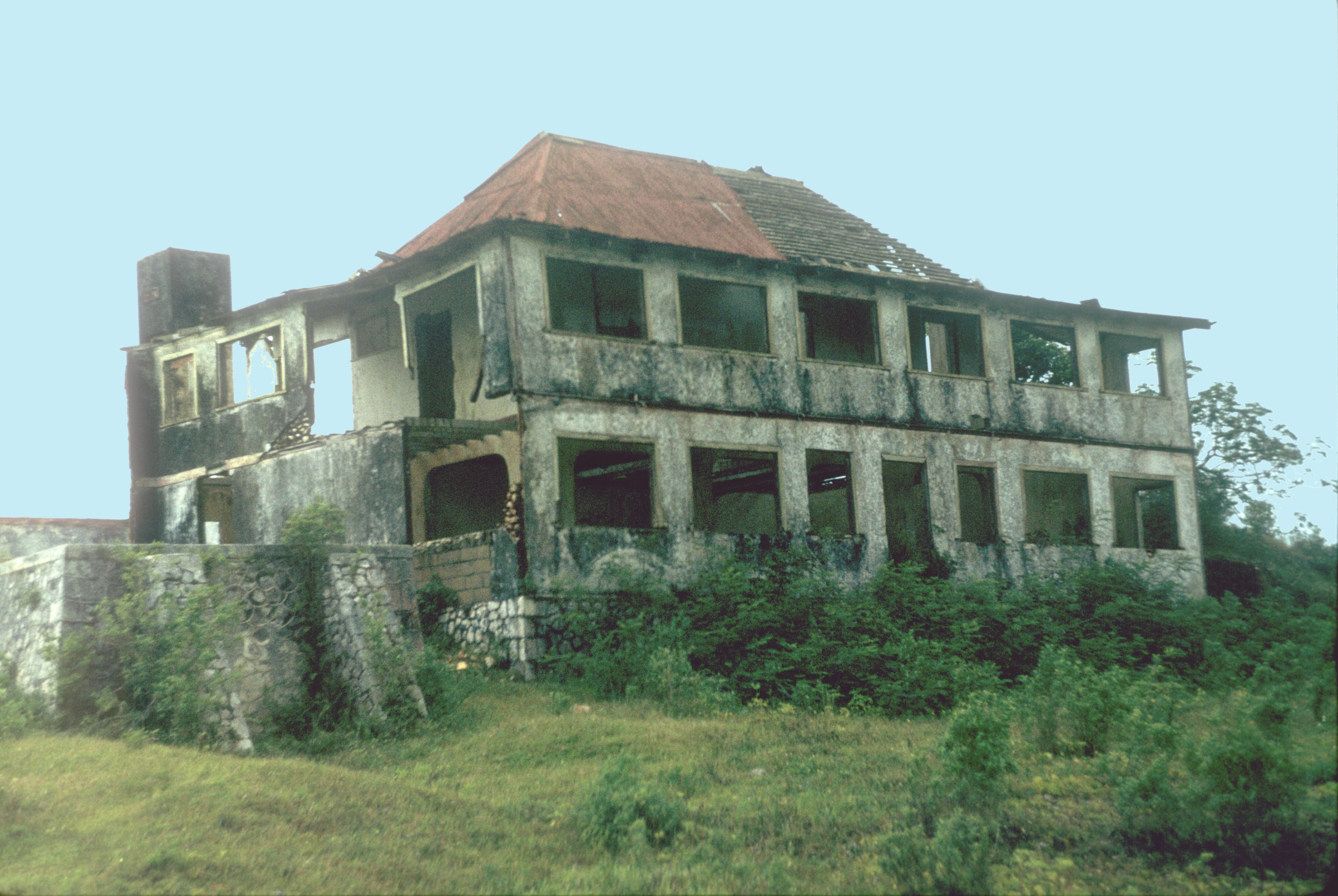File isle great house for Cost of building a house in jamaica