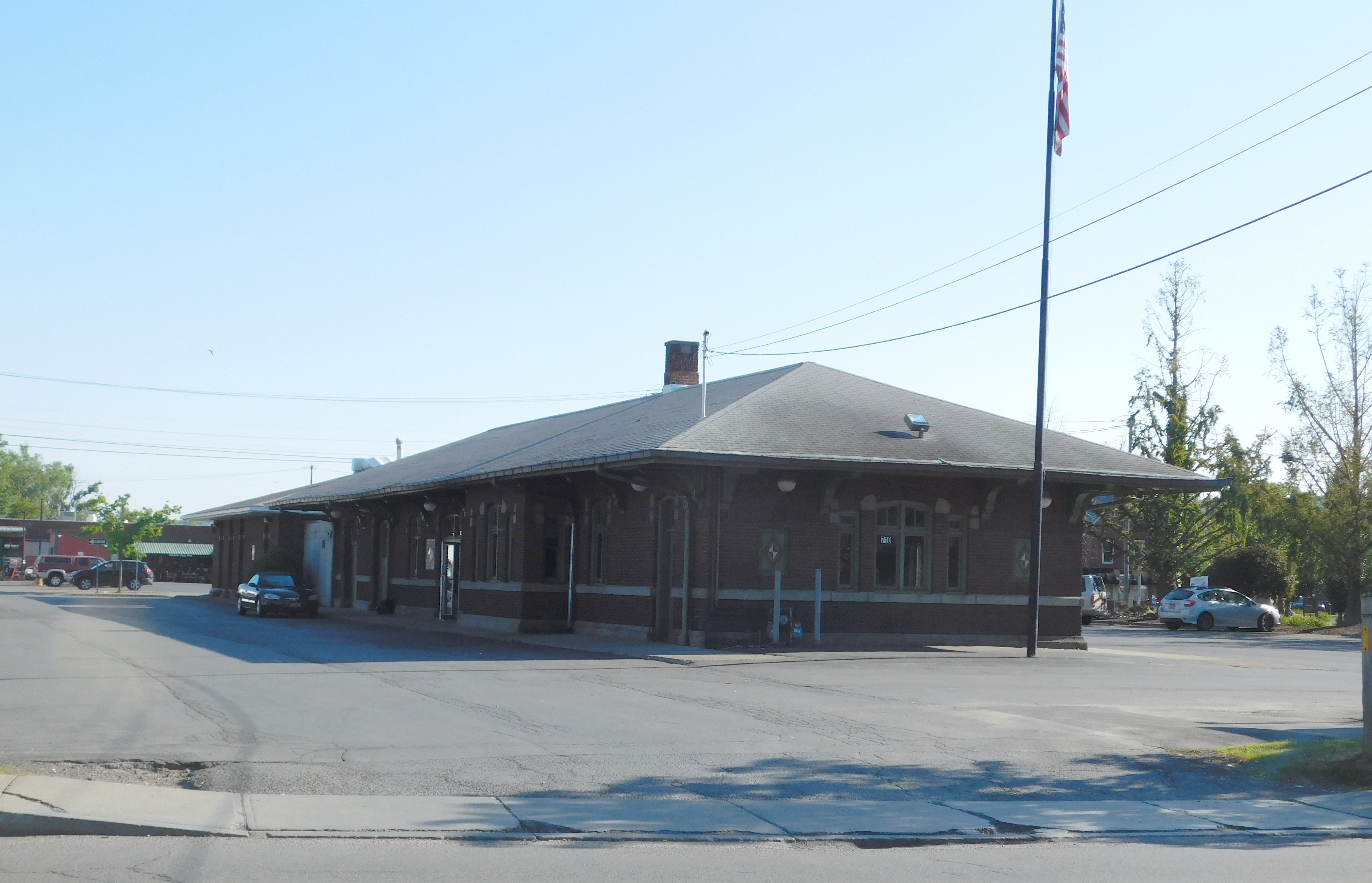 Ithaca Bus Station - Wikipedia