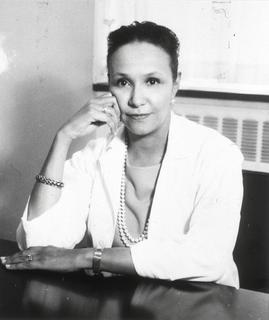 Jane C. Wright American oncologist