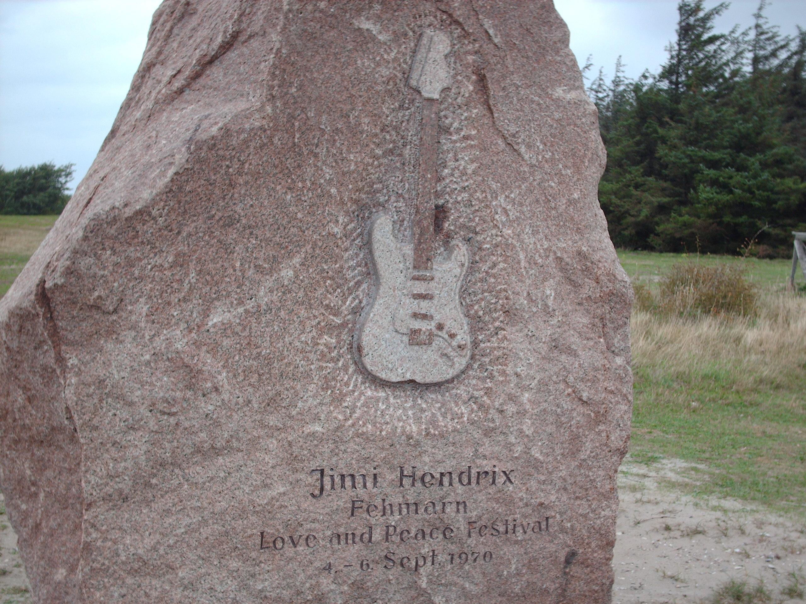 Jimi Hendrix Grab