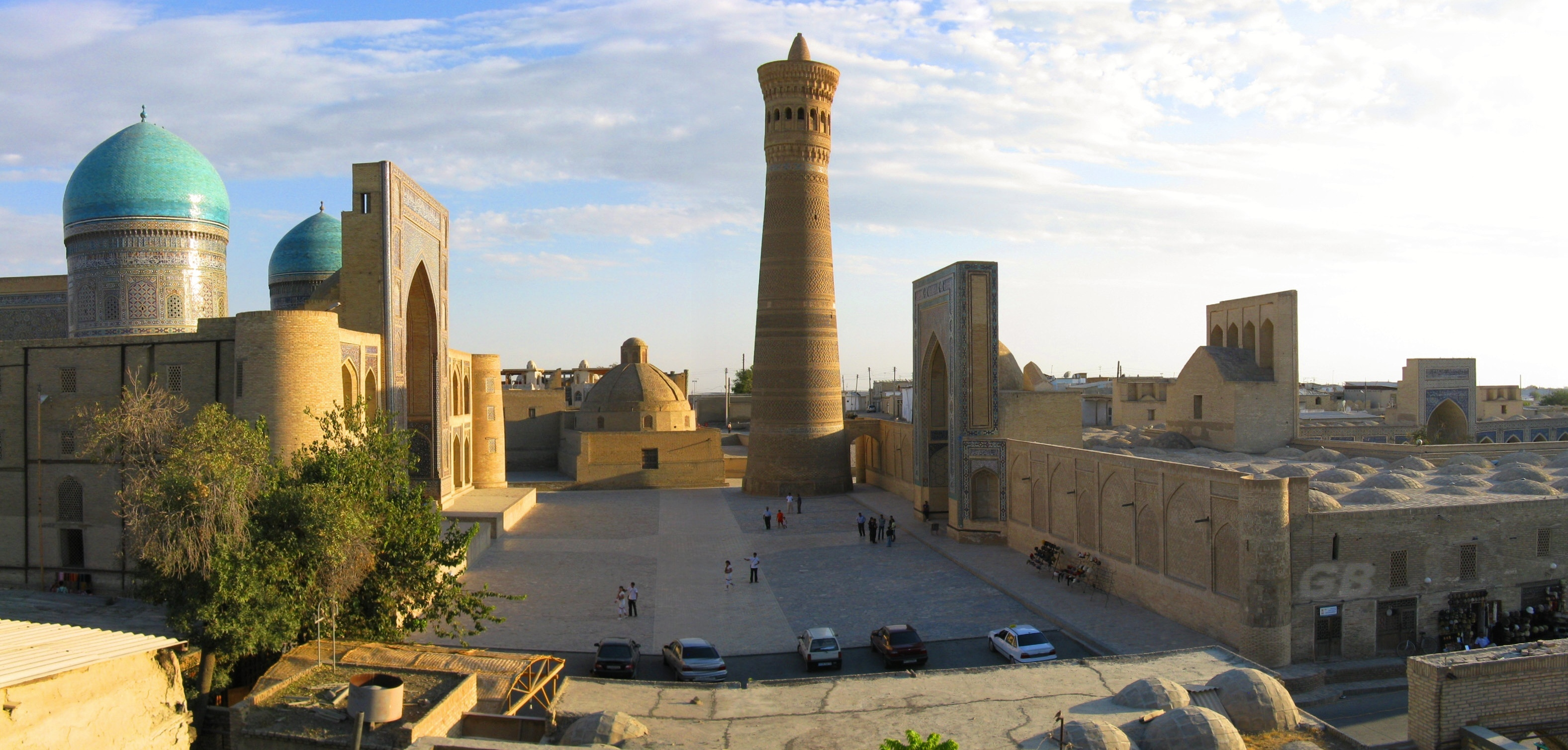 ウズベキスタン(Uzbekistan)                                                            ブハラ(Bukhara)
