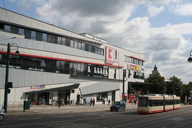 Kaufland In Frankfurt