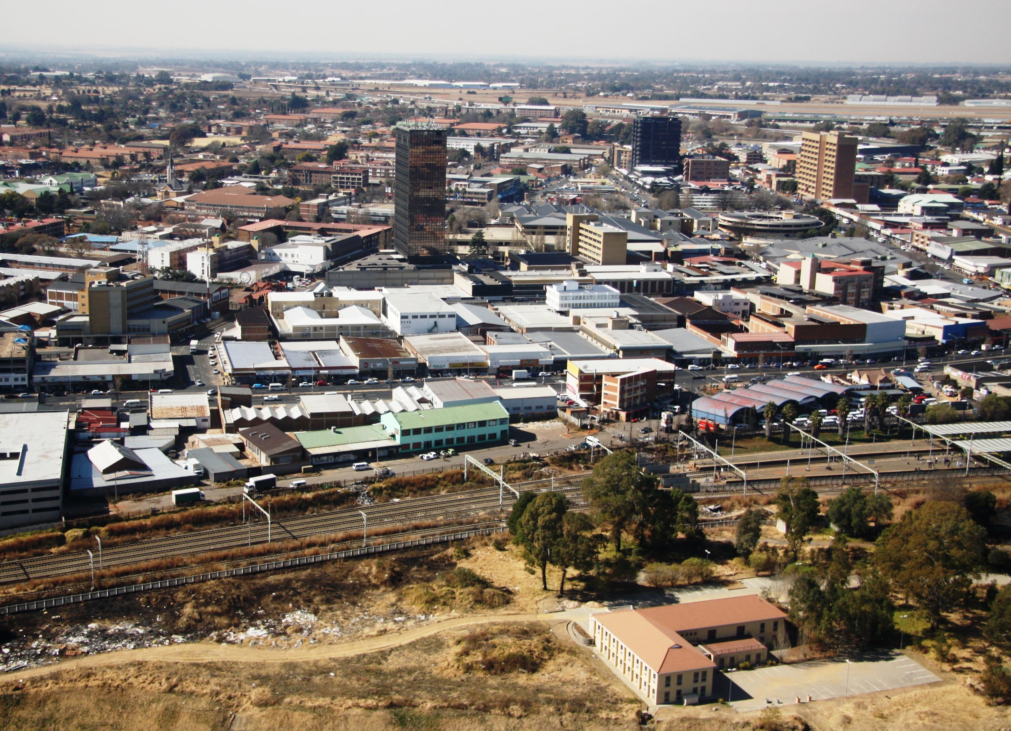 Kempton Park, Gauteng   Wikipedia