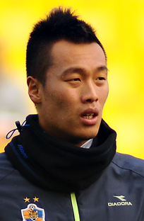 Kim Shin-wook South Korean footballer