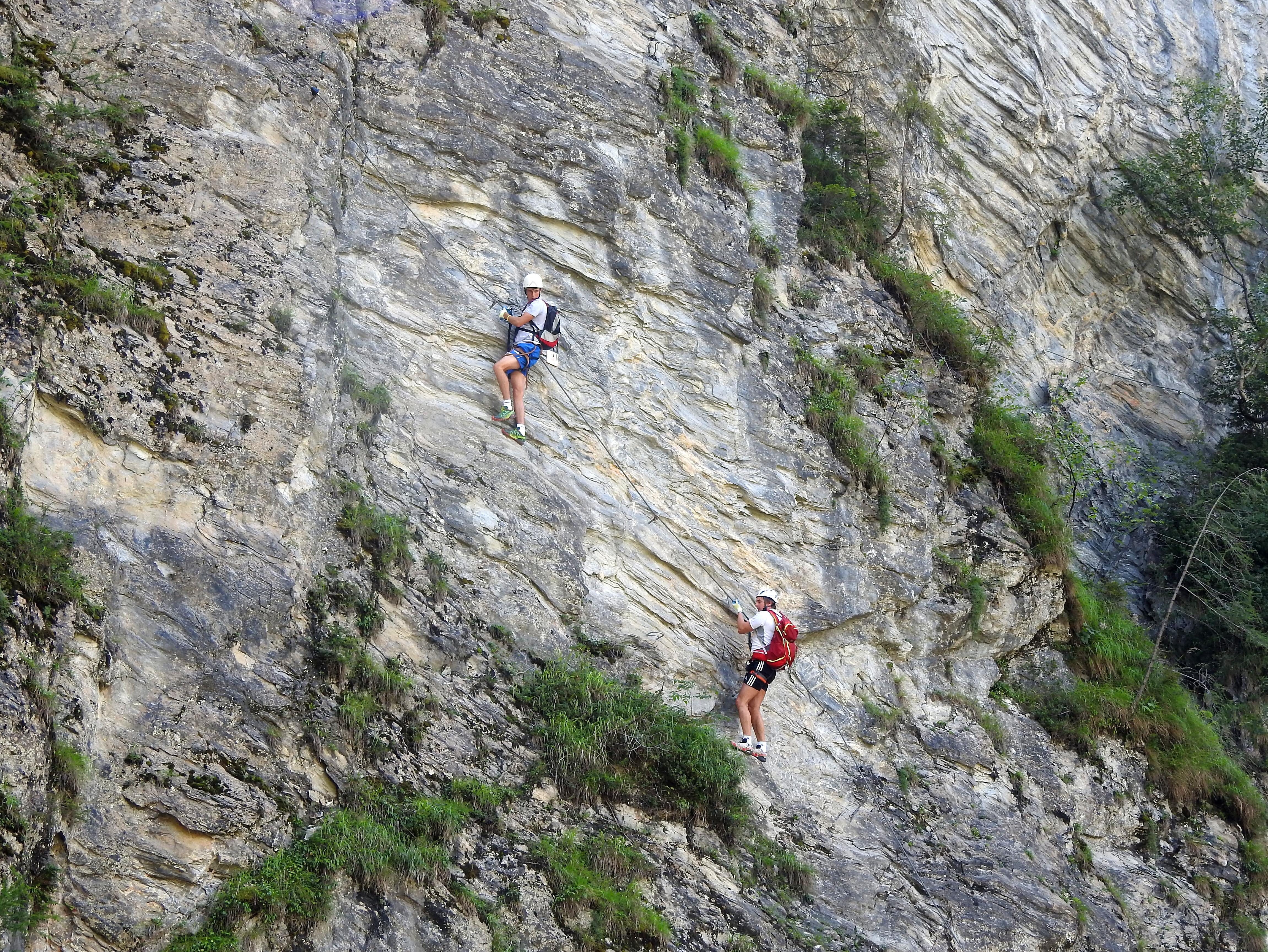 Klettersteig Kitzbühel : File kitz klettersteig mittlerer bereich g wikimedia commons