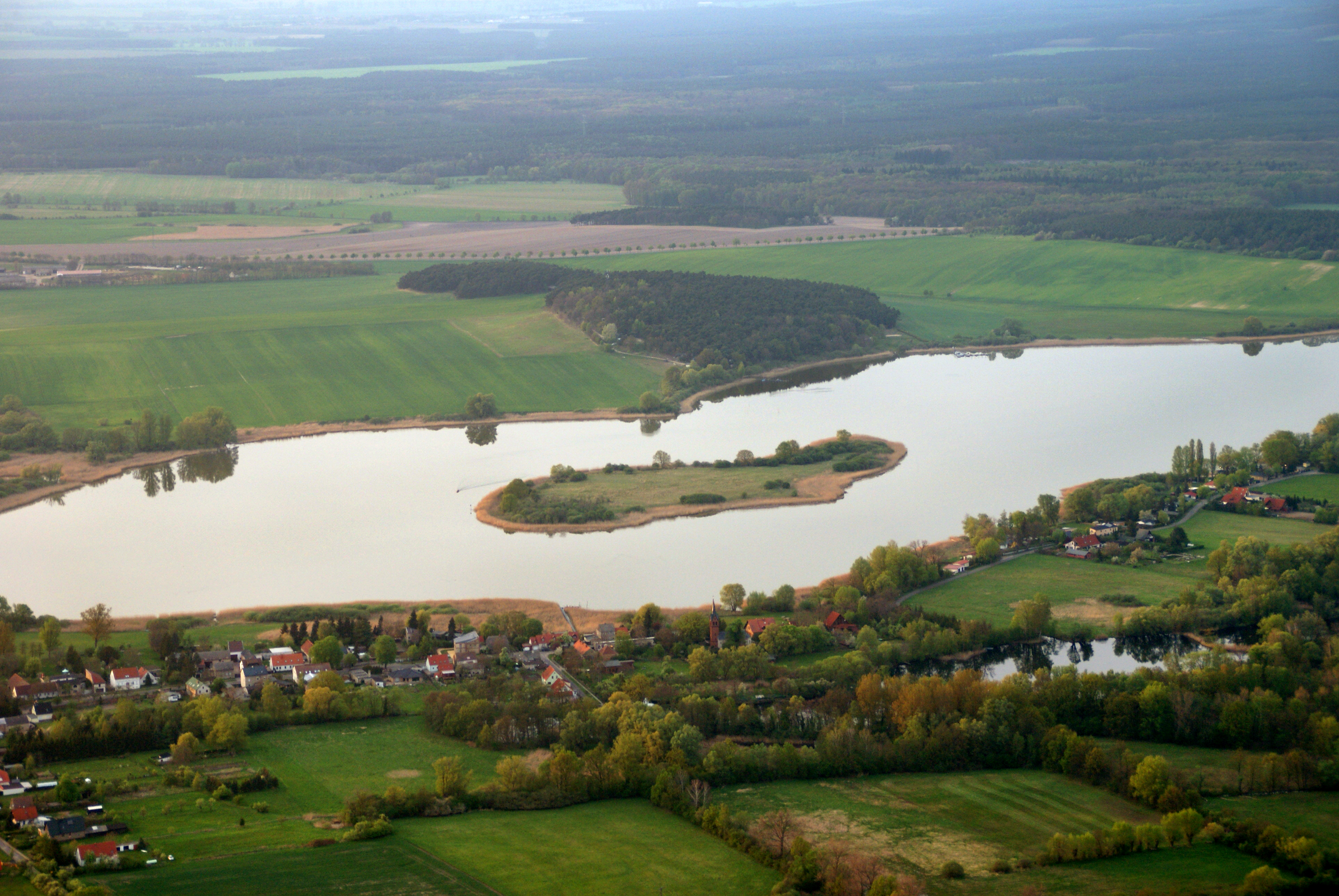 Naturschutzgebiete Brandenburg