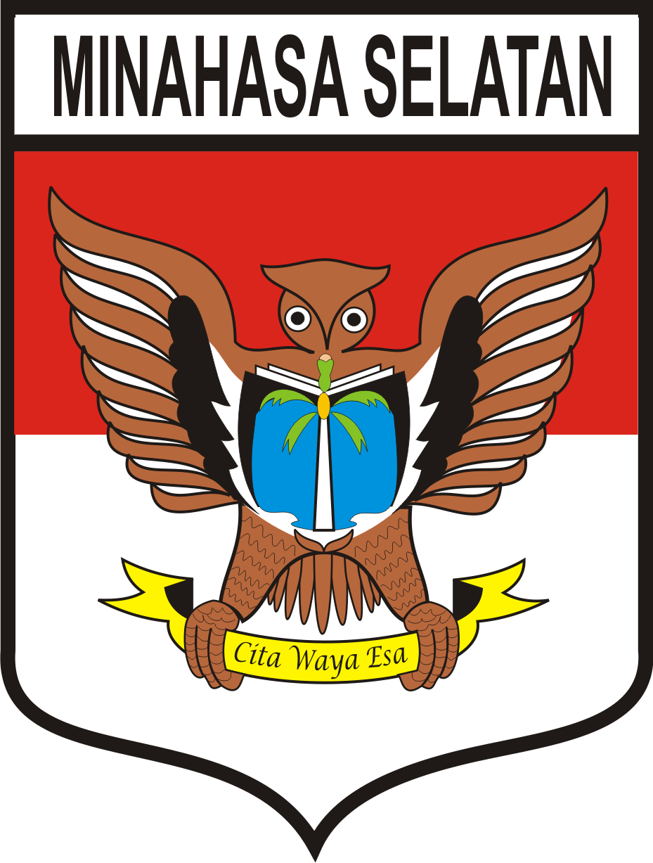 Berkas Lambang Kabupaten Minahasa Selatan Png Wikipedia Bahasa Indonesia Ensiklopedia Bebas