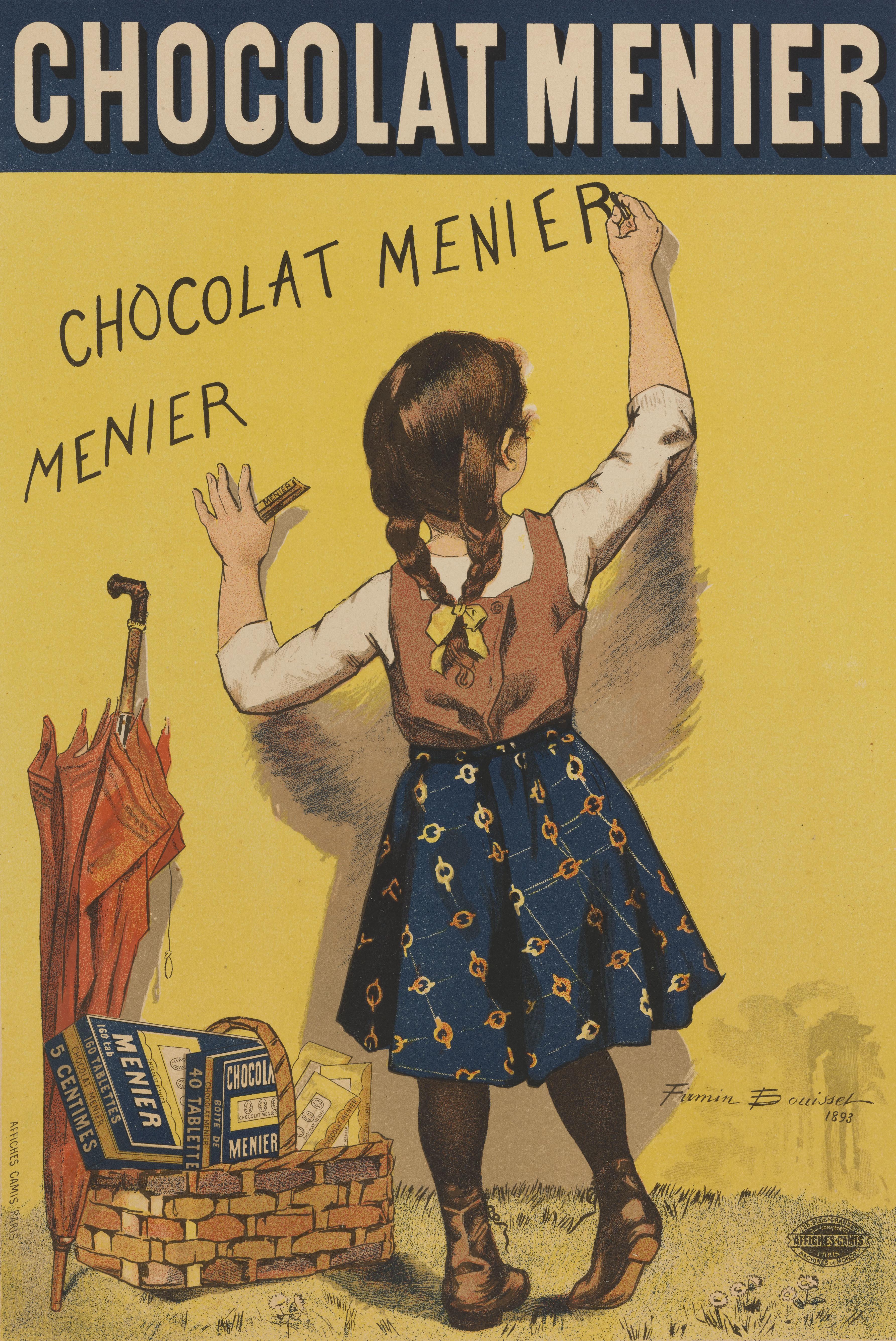 menier chocolate wikipedia