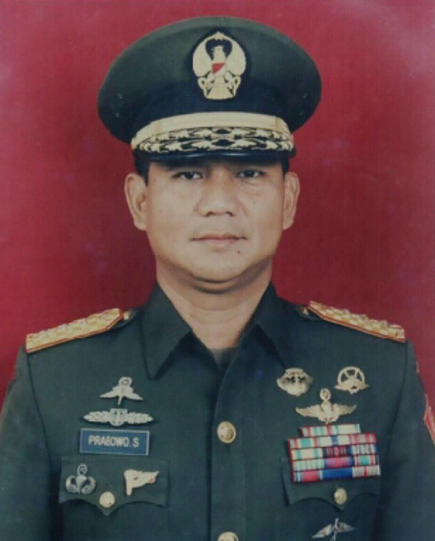 Letjen Prabowo Subianto Titiek Soeharto