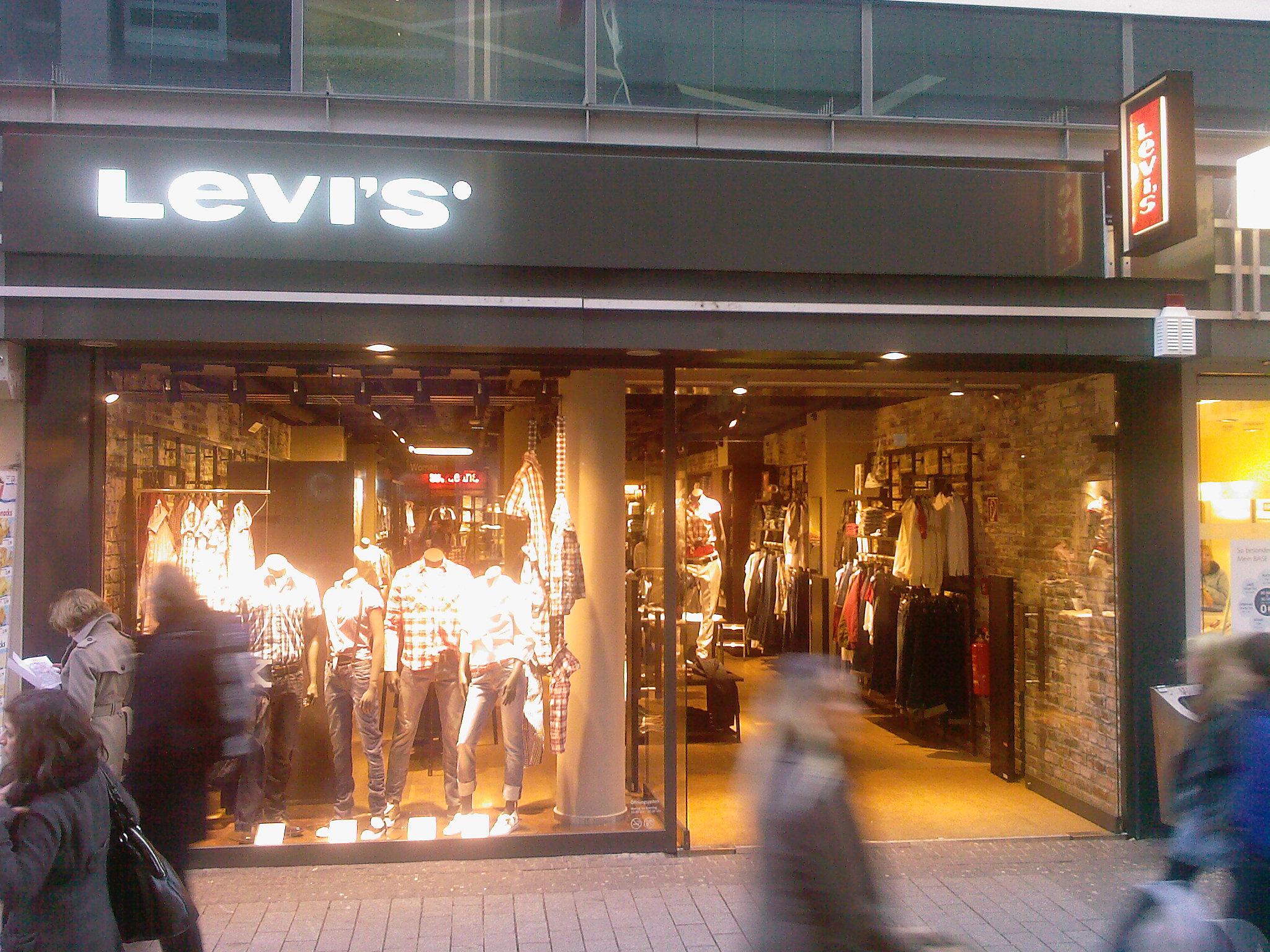 save off 36ec8 9b04e Liste der Levi's-Jeansmodelle – Wikipedia