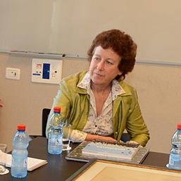 Lia Addadi Italian biochemist