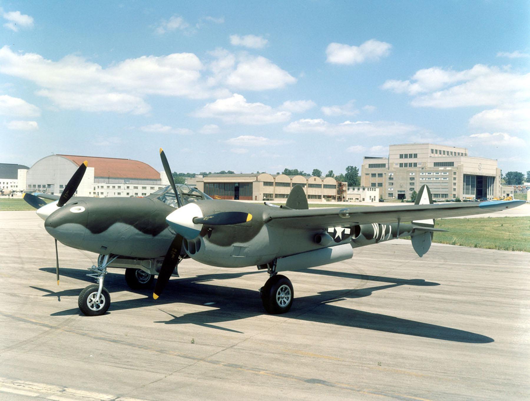 List of surviving Lockheed P-38 Lightnings - Wikipedia