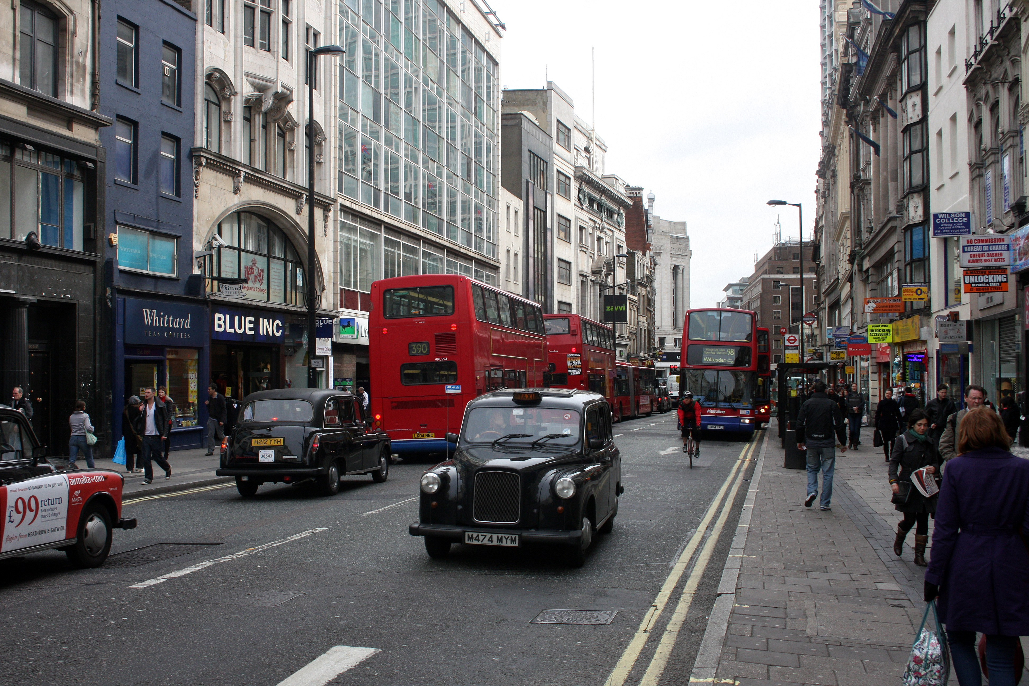 Image result for london roads