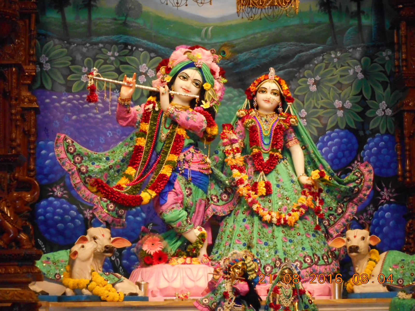 File Lord Krishna And Radha In Iskcon Pune Jpg Wikimedia Commons