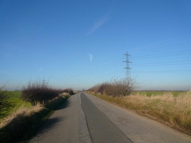 File:Losk Lane near to Stony Houghton - geograph.org.uk - 684226.jpg