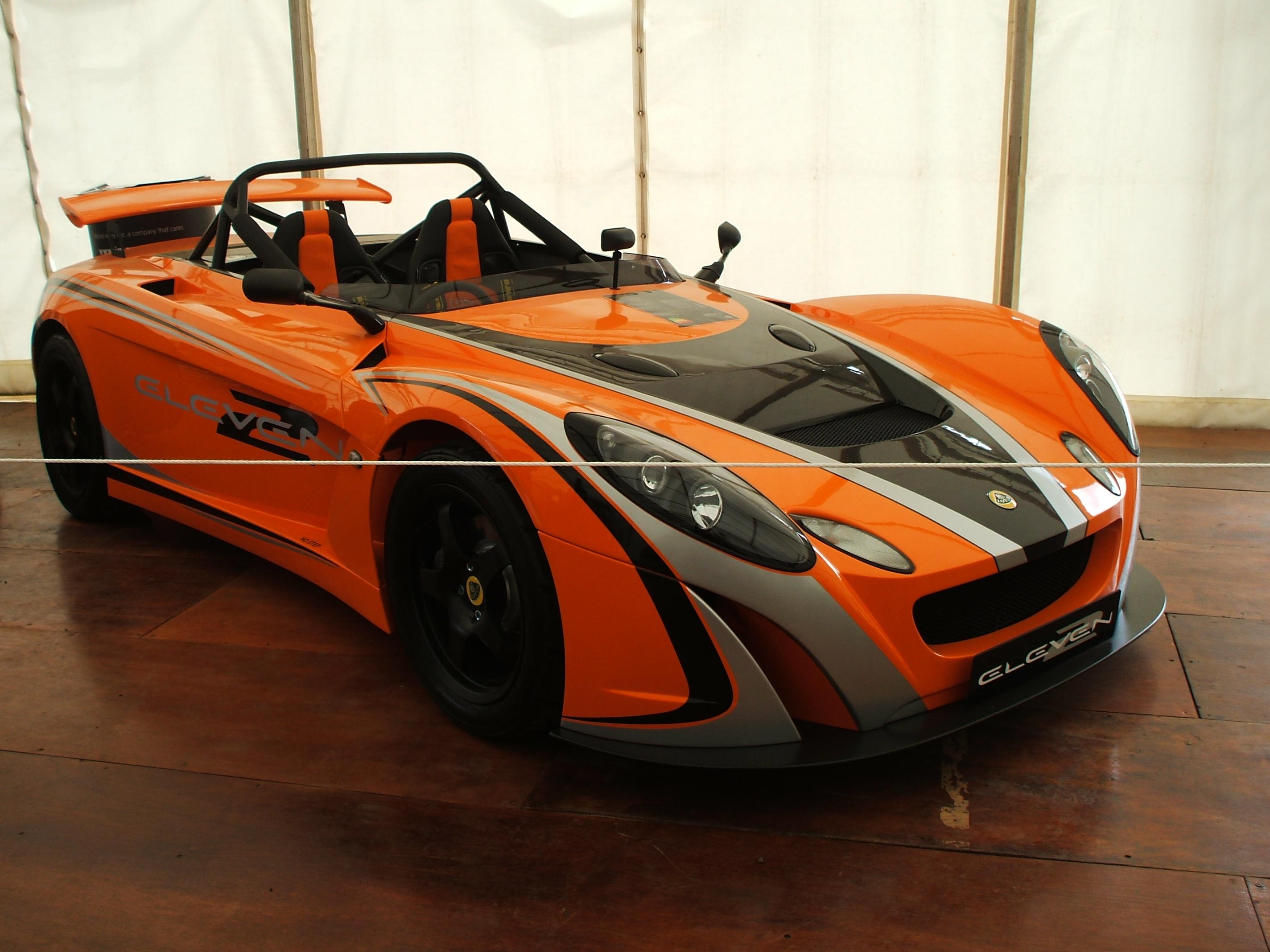 File:Lotus 2-Eleven orange.jpg - Wikimedia Commons