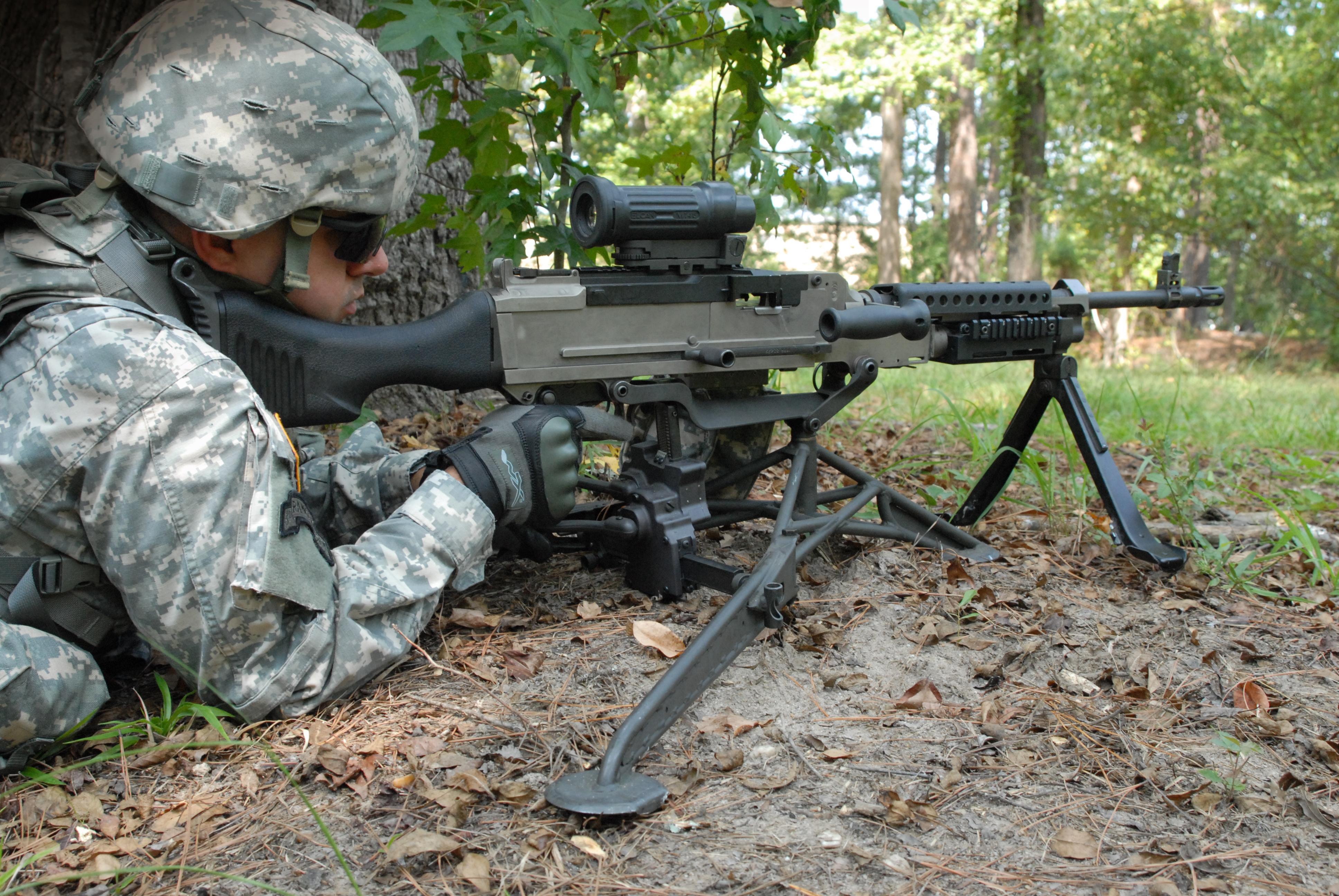 M240B M192 Tripod