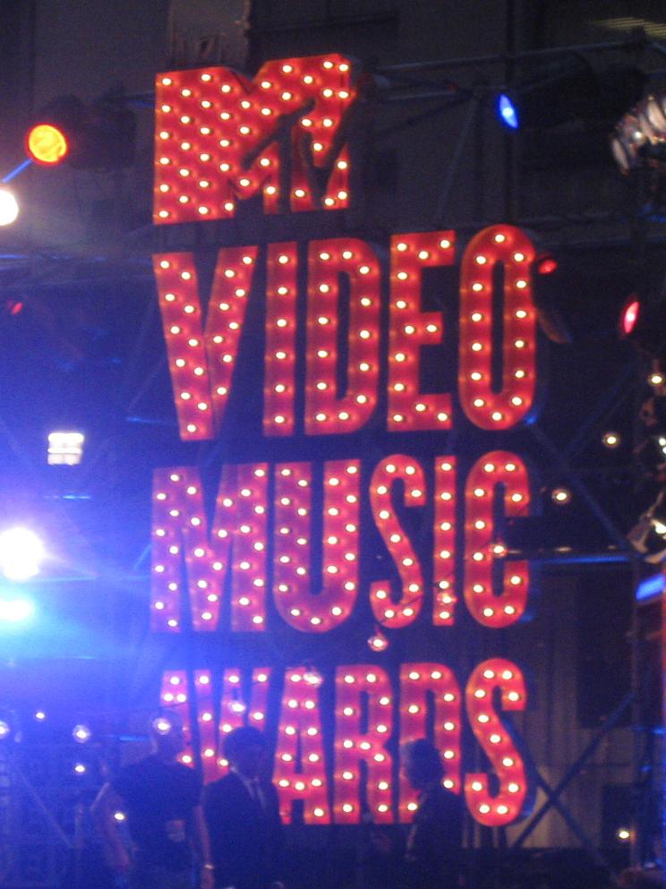 Depiction of MTV Video Music Awards