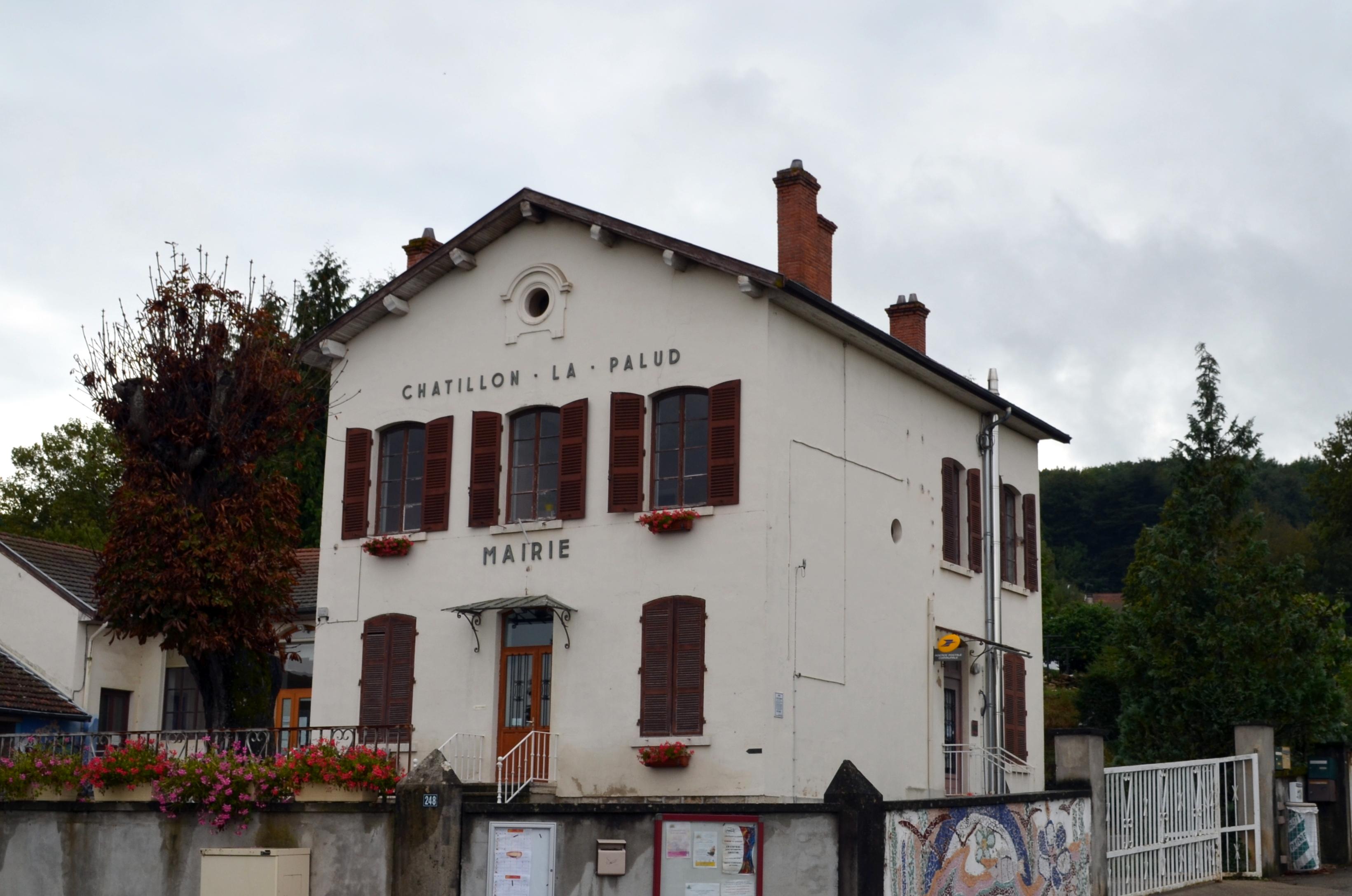 Châtillon-la-Palud