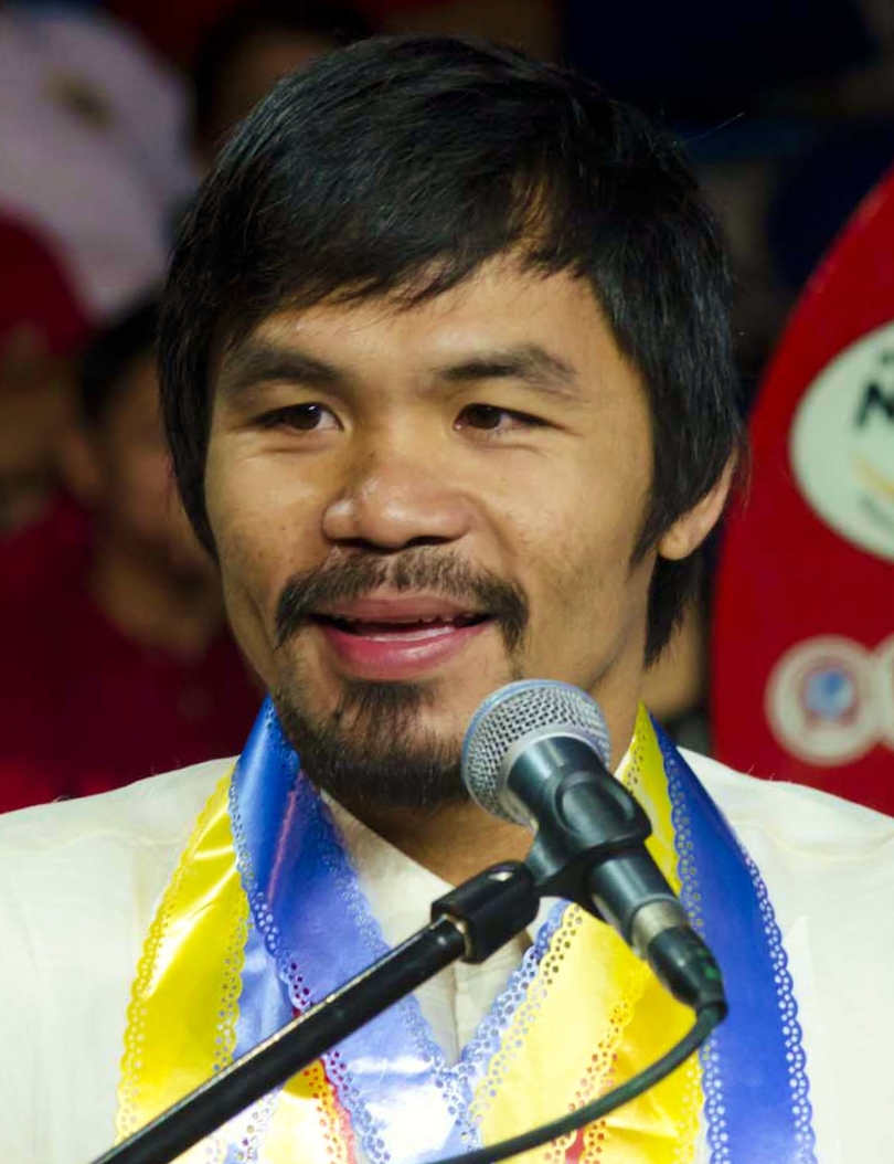 Manny_Pacquiao_at_87th_NCAA_ ...