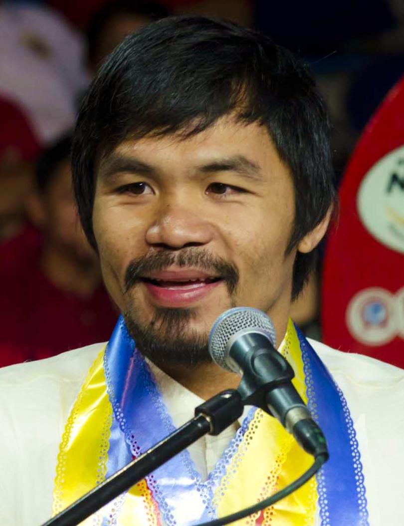 Manny Pacquiao - Wikipedia, the free encyclopedia