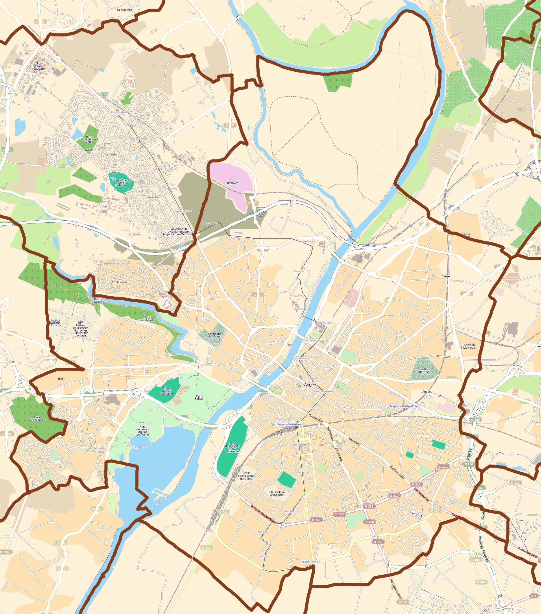 FileMap Angersjpg Wikimedia Commons