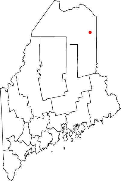 File Map Of Maine Highlighting Presque Isle Png Wikimedia Commons