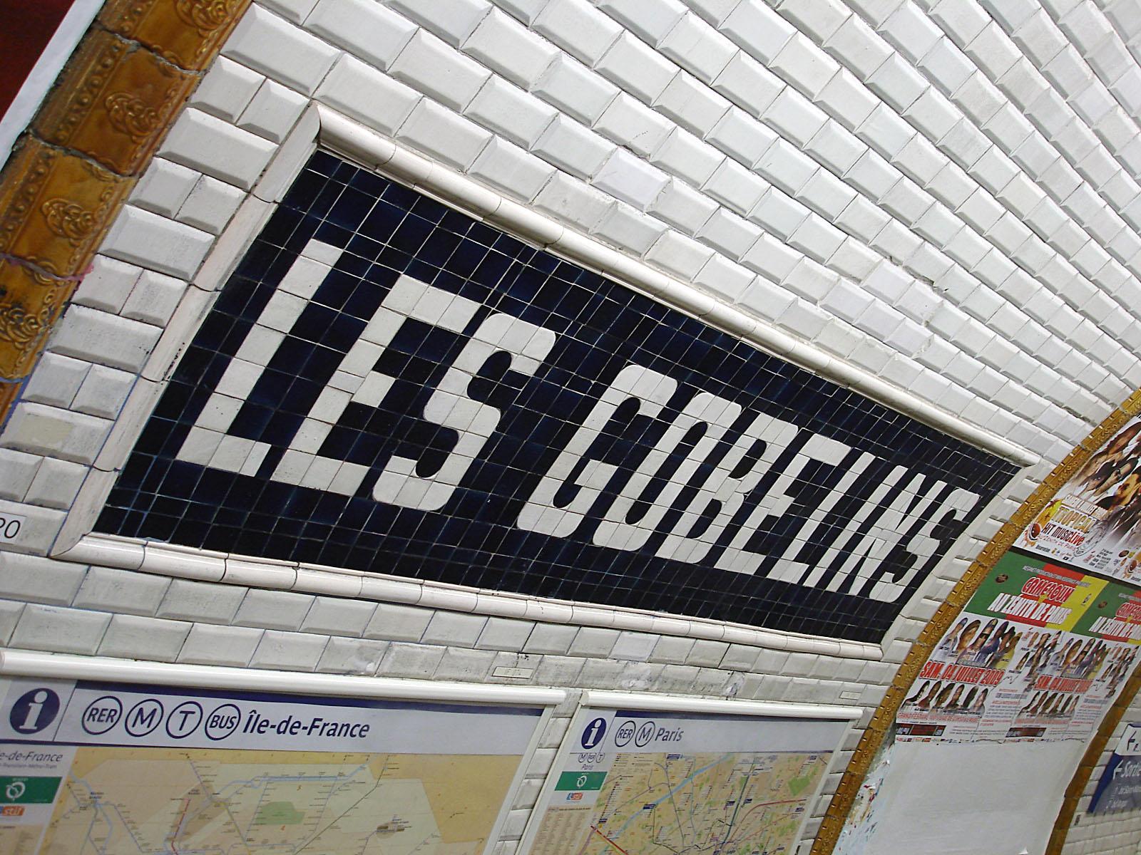 Les Gobelins Les Gobelins Накидка на кресло Coquelicot (50х140 см)