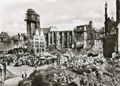 Nürnberg 1945