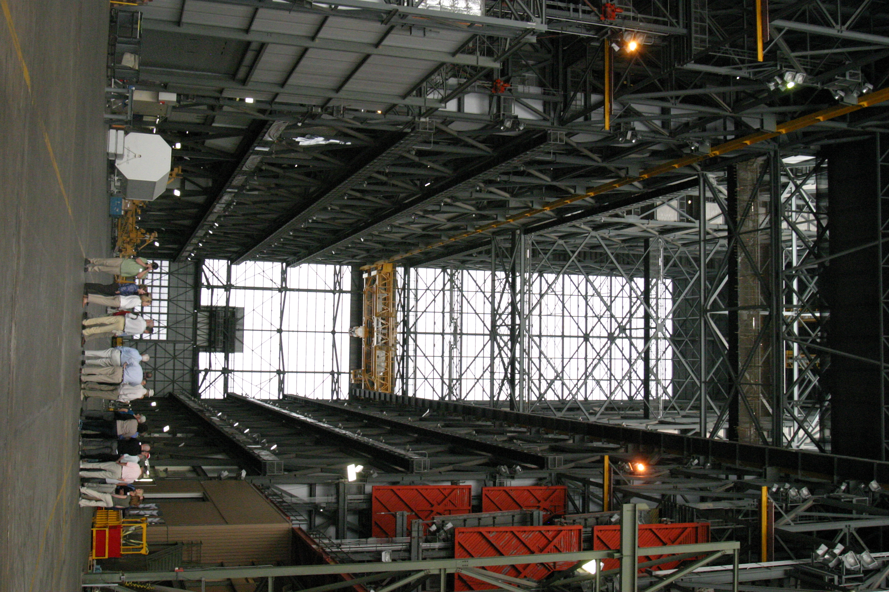 nasa building from inside - photo #2
