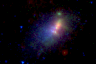 NGC2915 3.6 8.0 24 microns spitzer.png