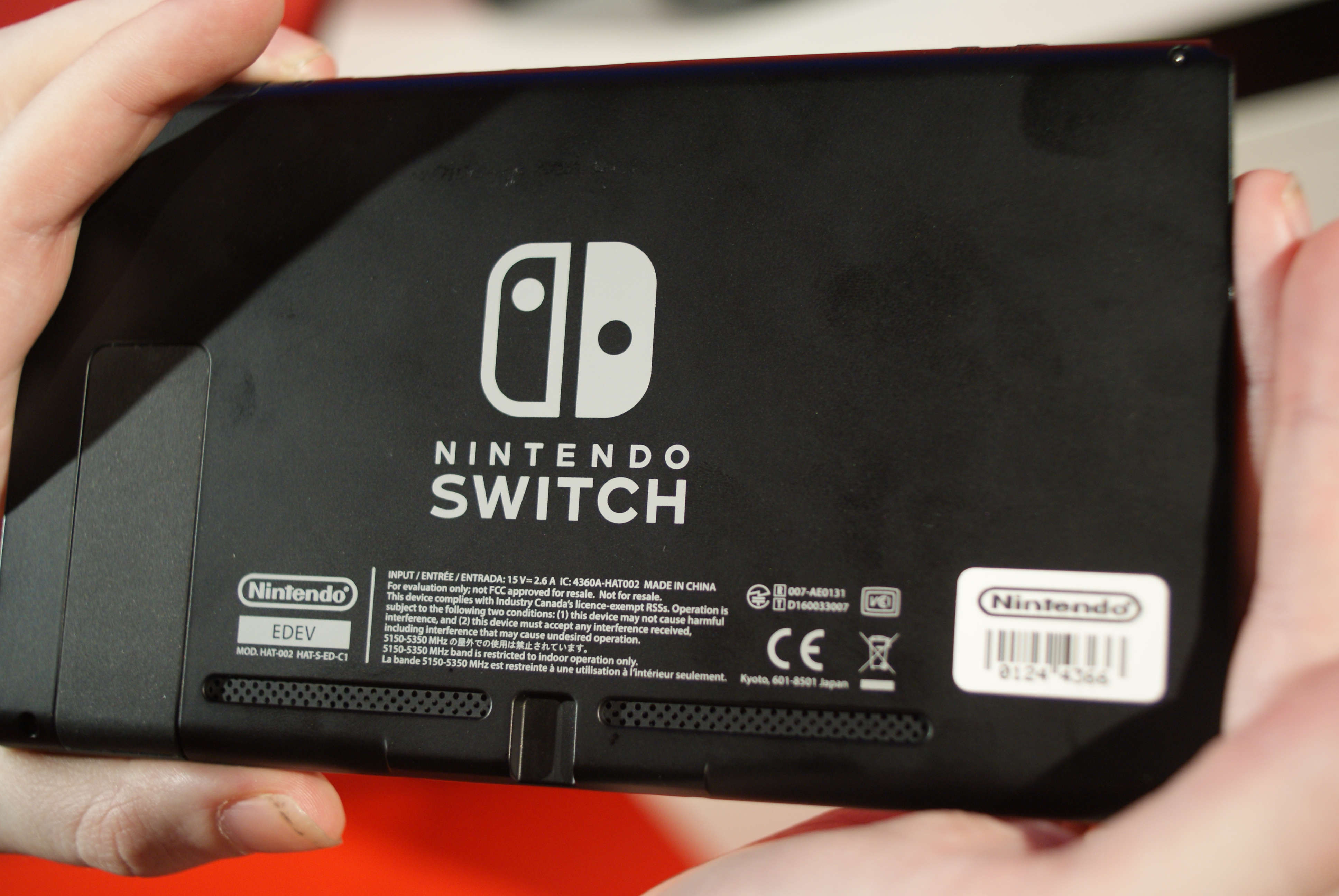 nintendo switch serial number reddit