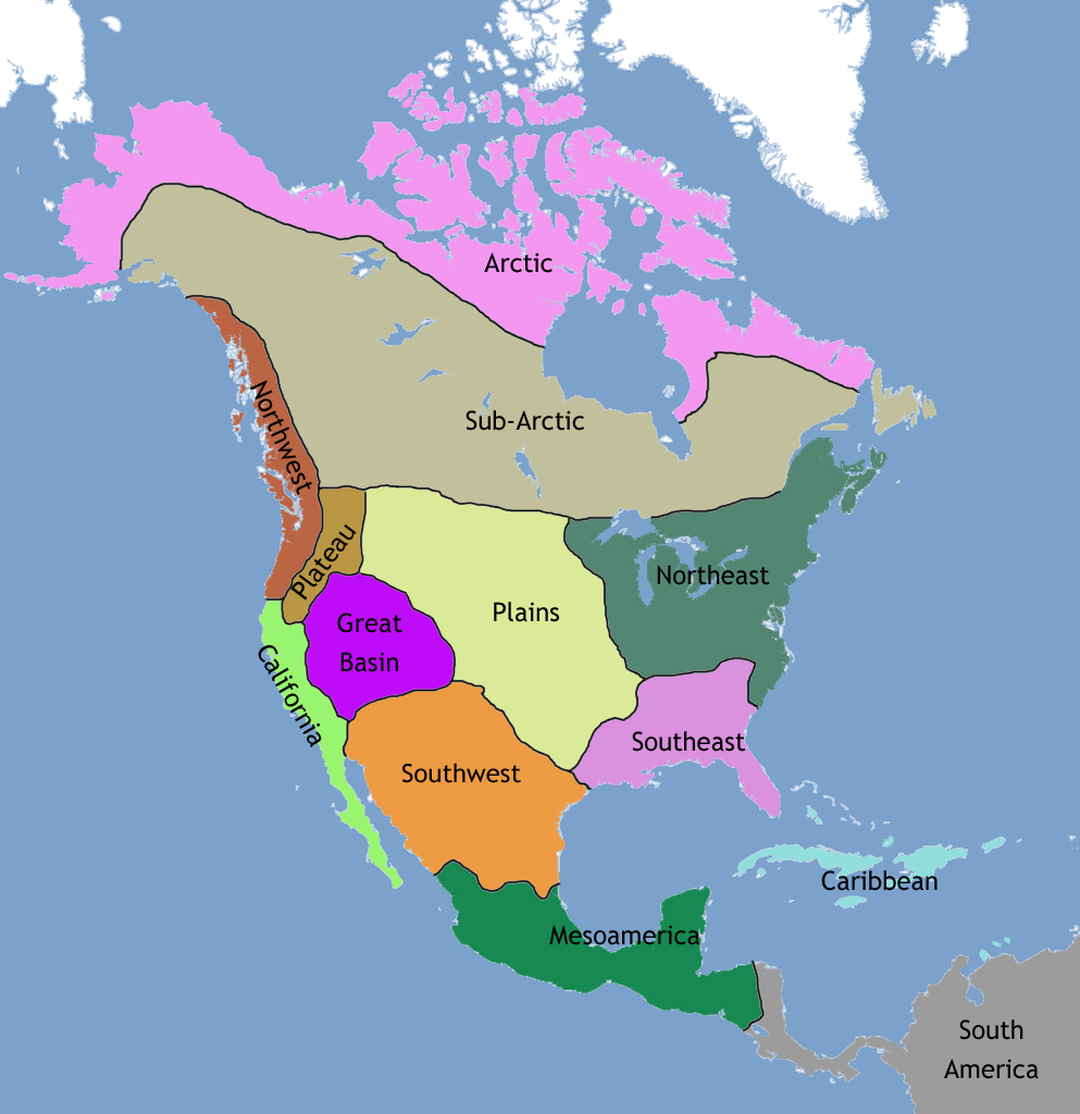 First People of America and Canada - Turtle Island.