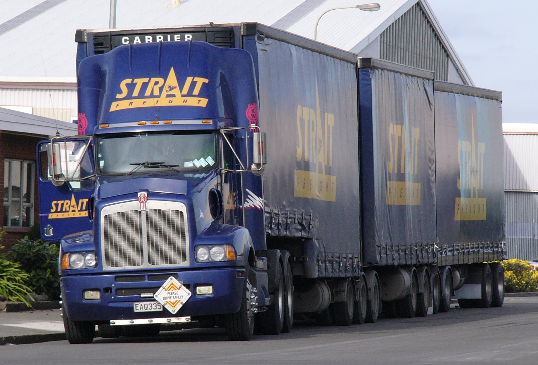 1000 images about road trains on pinterest trucks for Ikea ship to new zealand