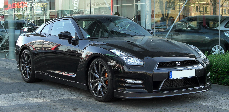 Superior File:Nissan GT R (Facelift) U2013 Frontansicht, 9. April 2011