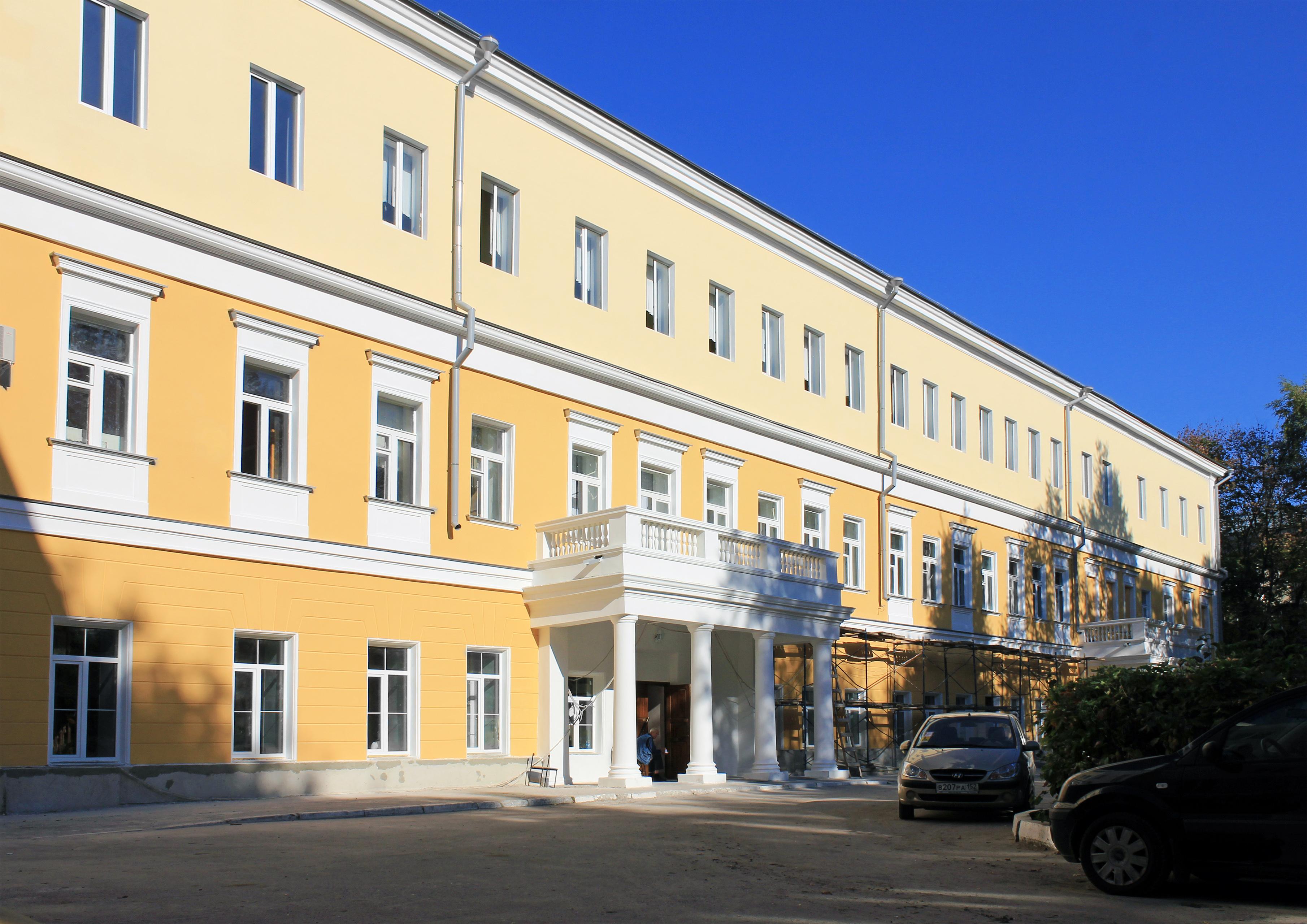 Файл:Nizhny Novgorod. Piskunov St., 40.jpg — Путеводитель ...: https://ru.wikivoyage.org/wiki/%D0%A4%D0%B0%D0%B9%D0%BB:Nizhny_Novgorod._Piskunov_St.,_40.jpg