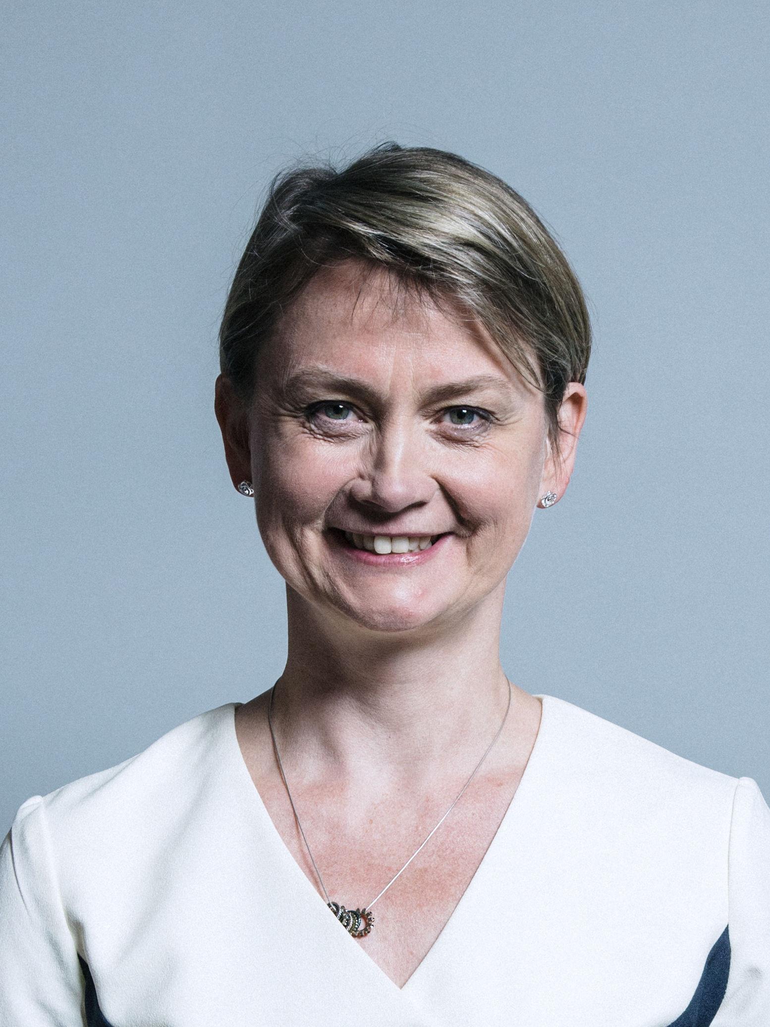 Janet Hain yvette cooper - wikipedia