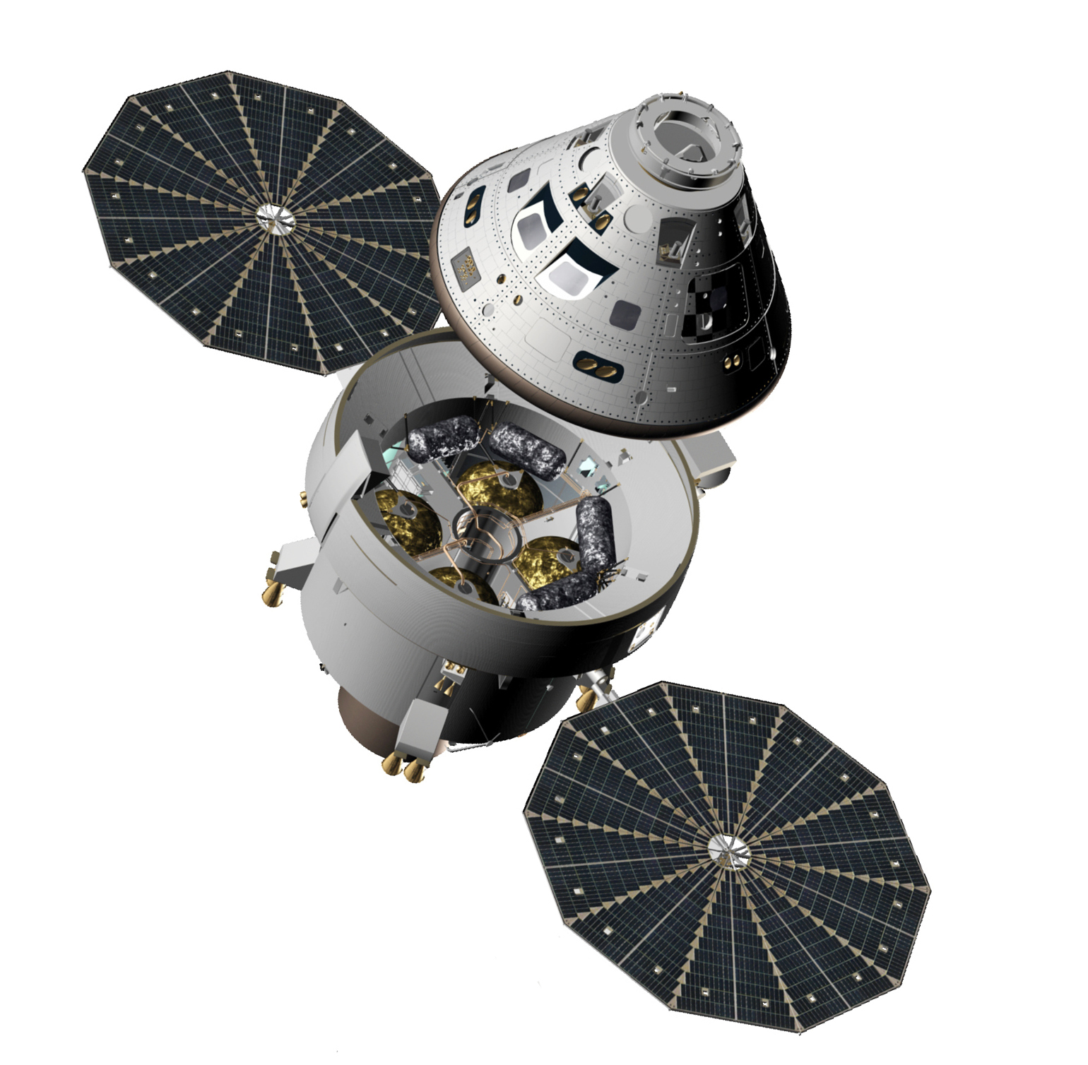 Orion Spacecraft Dimensions - Pics about space